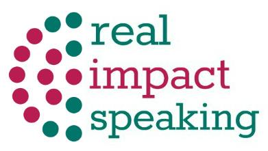 Real Impact Speaking